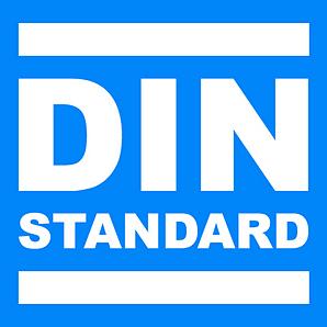 Фланцевая нержавеющая заглушка DIN стандарт