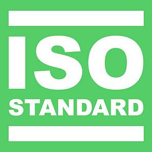 Фланцевая нержавеющая заглушка ISO стандарт