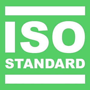 Хомут нержавеющий трубный на ножке ISO стандарт