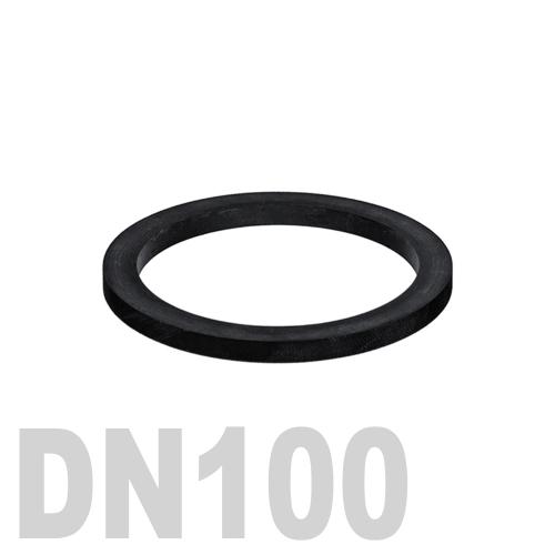 Прокладка EPDM DN100 PN10 DIN 2690