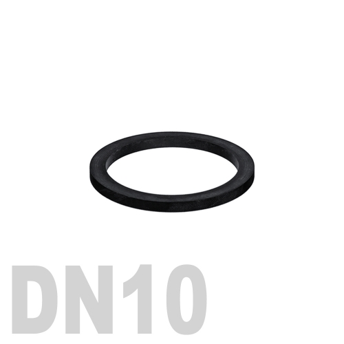 Прокладка EPDM DN10 PN16 DIN 2690