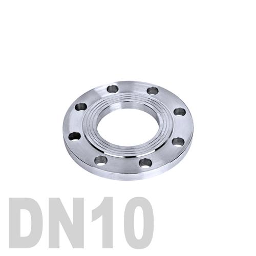 Фланец нержавеющий плоский AISI 304 DN10 (12 мм)