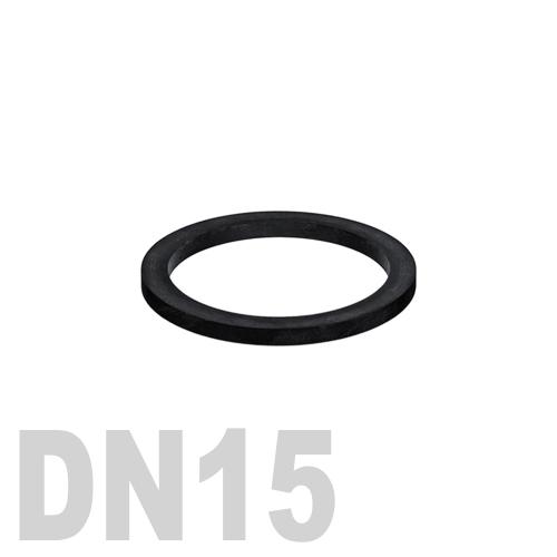 Прокладка EPDM DN15 PN16 DIN 2690