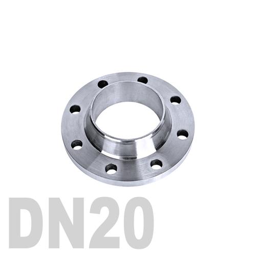 Фланец нержавеющий воротниковый AISI 316 DN20 (23 мм)