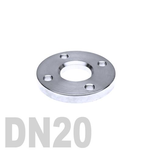 Фланец нержавеющий свободный AISI 316 DN20 (23 мм)