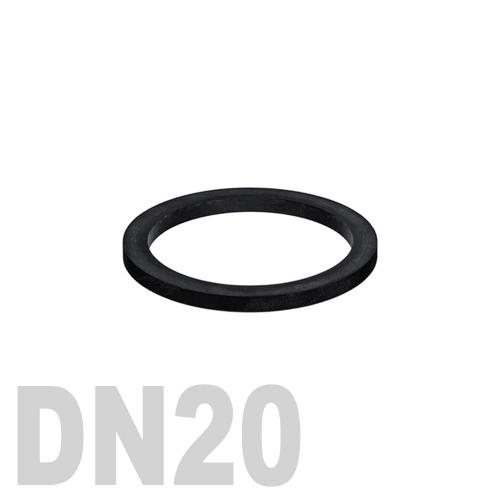 Прокладка EPDM DN20 PN10 DIN 2690