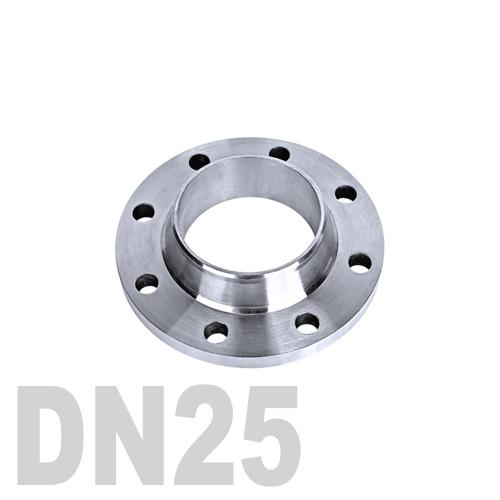 Фланец нержавеющий воротниковый AISI 304 DN25 (33.7 мм)