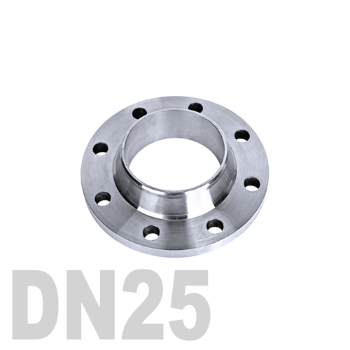Фланец нержавеющий воротниковый AISI 316 DN25 (33.7 мм)