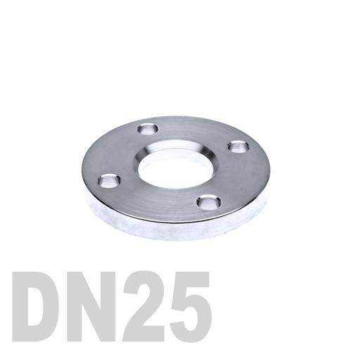 Фланец нержавеющий свободный AISI 304 DN25 (33.7 мм)