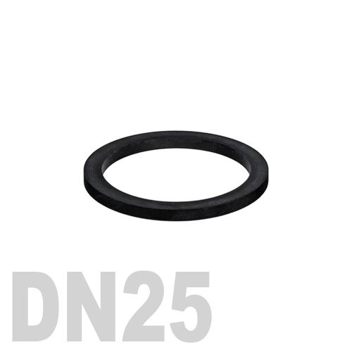 Прокладка EPDM DN25 PN10 DIN 2690
