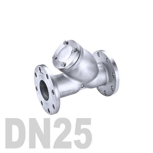 Фильтр фланцевый нержавеющий AISI 316 DN25 (33.7 мм)