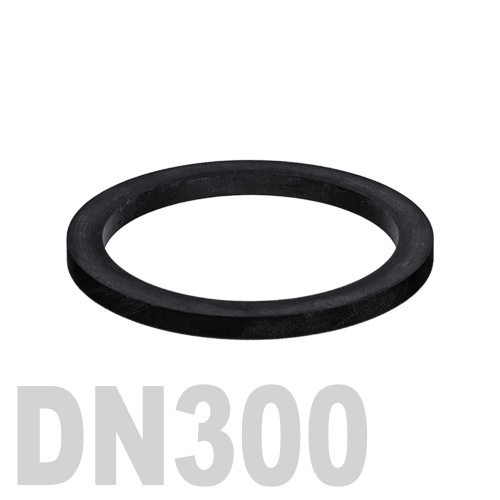 Прокладка EPDM DN300 PN16 DIN 2690