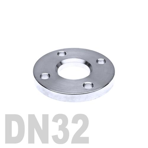 Фланец нержавеющий свободный AISI 316 DN32 (34 мм)