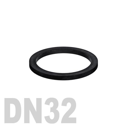 Прокладка EPDM DN32 PN10 DIN 2690