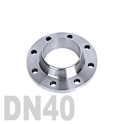 Фланец нержавеющий воротниковый AISI 304 DN40 (48.3 мм)