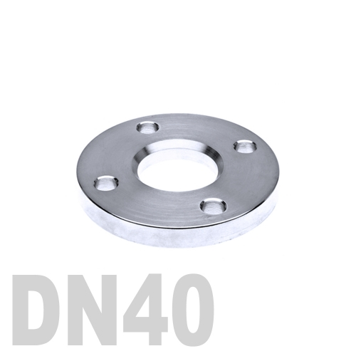 Фланец нержавеющий свободный AISI 316 DN40 (40 мм)