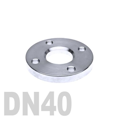 Фланец нержавеющий свободный AISI 316 DN40 (48.3 мм)
