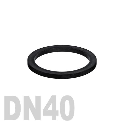 Прокладка EPDM DN40 PN10 DIN 2690