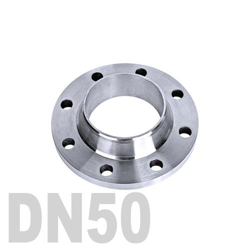 Фланец нержавеющий воротниковый AISI 304 DN50 (60.3 мм)