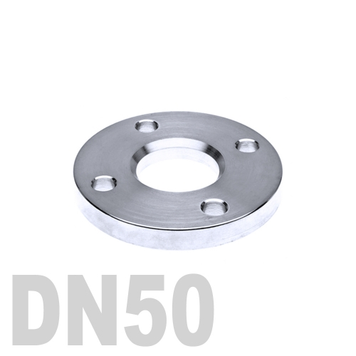 Фланец нержавеющий свободный AISI 304 DN50 (52 мм)