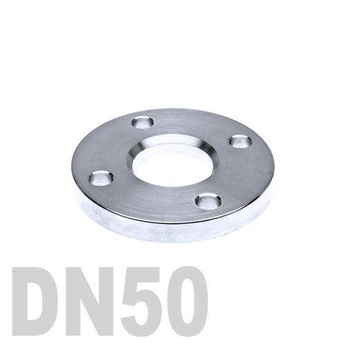 Фланец нержавеющий свободный AISI 316 DN50 (52 мм)