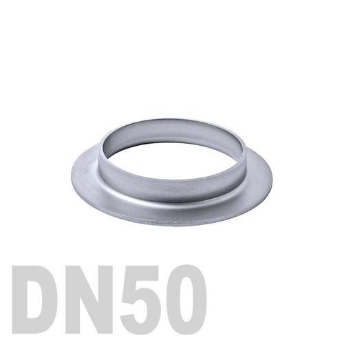 Фланцевая нержавеющая отбортовка AISI 304 DN50 (60,3 x 3,0 мм)