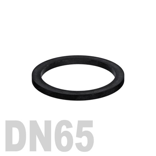 Прокладка EPDM DN65 PN16 DIN 2690