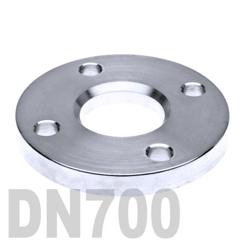 Фланец нержавеющий свободный AISI 304 DN700 (711.2 мм)